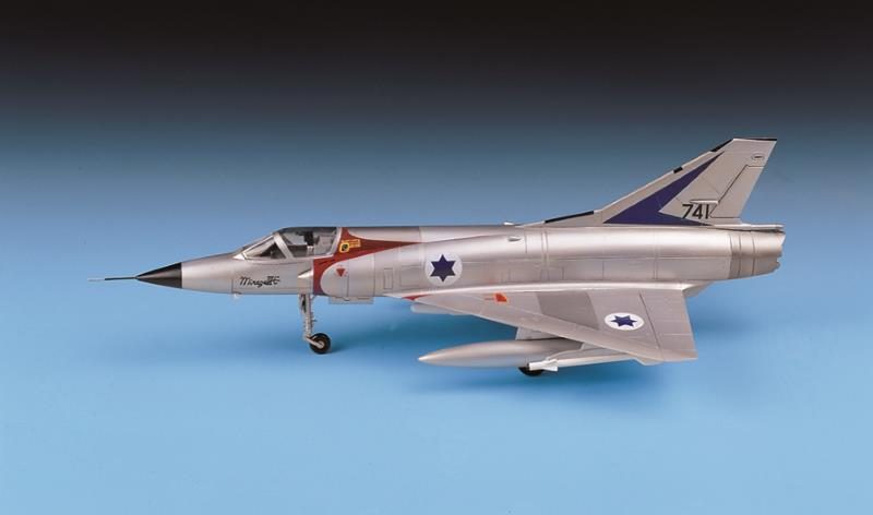 Academy 1/48 MIRAGE III-C FIGHTER