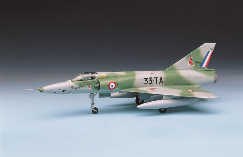 Academy 1/48 MIRAGE IIIR FIGHTER
