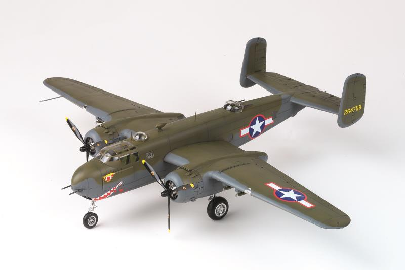 "Academy 1/48 B-25G ""SHARK MOUTH"""