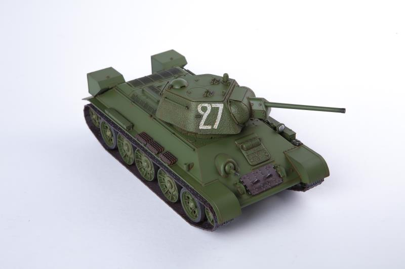 "Academy 1/35 USSR T-34/76 ""No.183 Factory Production"""