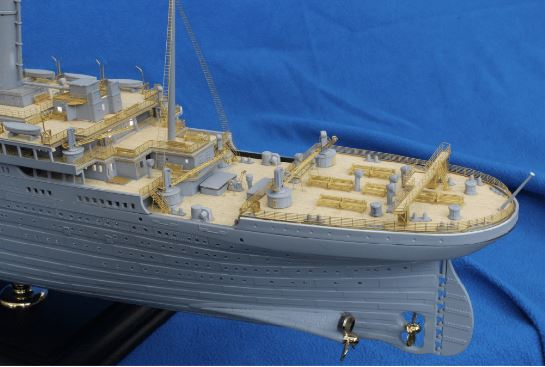 Academy 1/400 Titanic Academy 50th anniversary Limited Edition - Click Image to Close