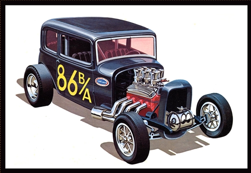 AMT 1932 Ford Victoria Lil' Viky 1/25 Model Kit (Level 2)