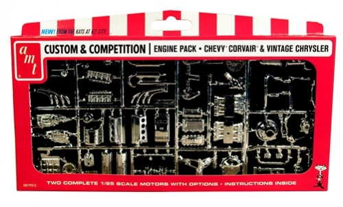 Chrysler & Chevy Corvair Motors Parts Pack
