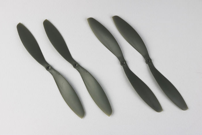 APC Propellers 10 X 4.7 Slow Fly - Bundle (2 CW and 2 CCW propel