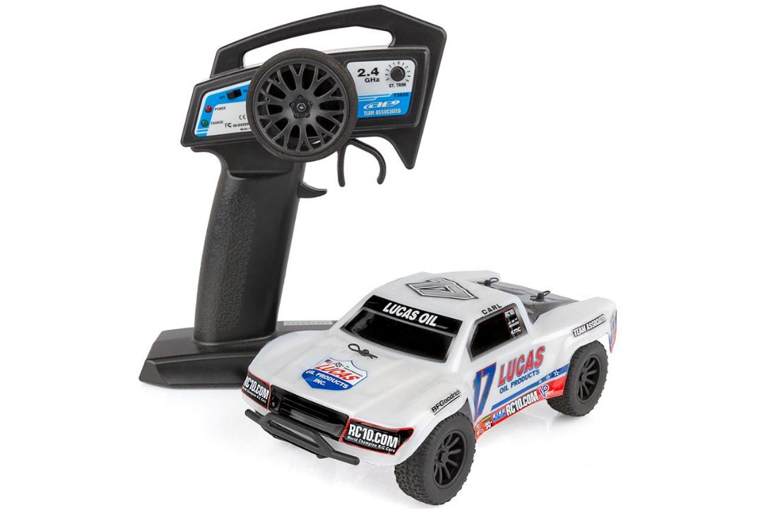 Team Associated SC28 RTR Lucas Oil Edition 1:28 Scale