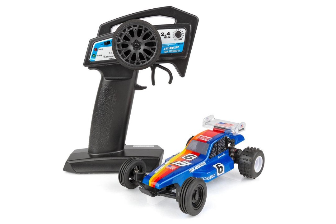 Team Associated Jammin' Jay Halsey Replica RC28 RTR 1/28 Scale