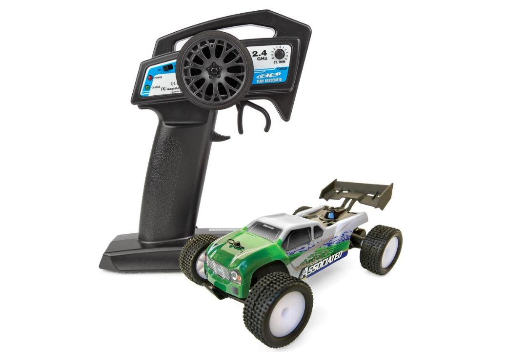 Team Associated TR28 Truggy RTR 1/28 Scale