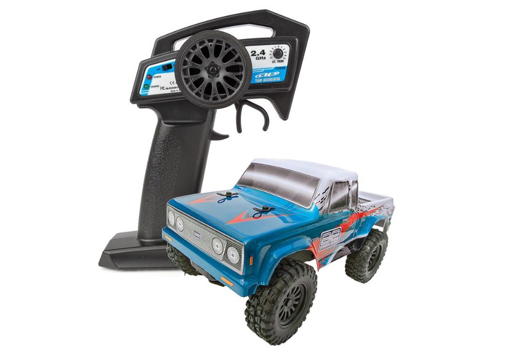 Team Associated CR28 RTR 1/28 Scale