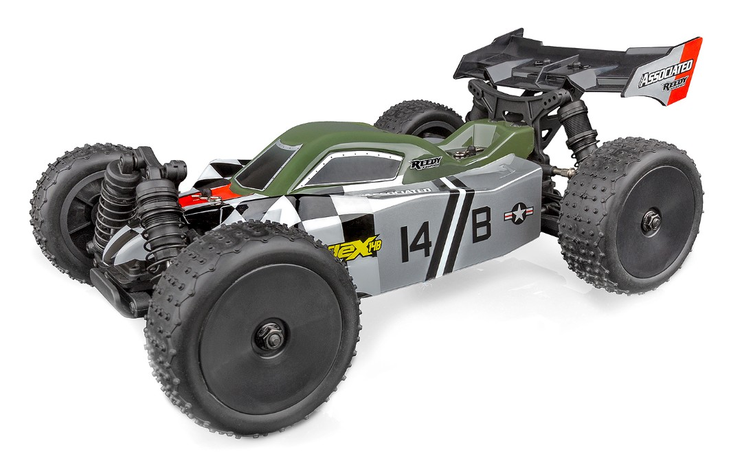 Team Associated Reflex 14B 1/14 RTR 4WD Electric Off Road Buggy