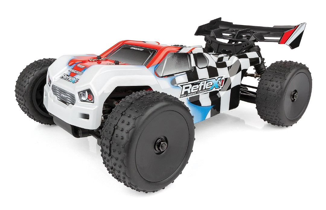 Team Associated Reflex 14T 1/14 RTR 4WD Electric Off Road Truggy