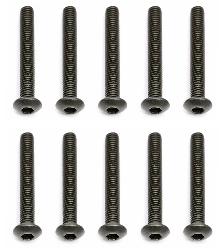 Team Associated M3x22mm Button Head Counter Sunk Screw (10pcs)