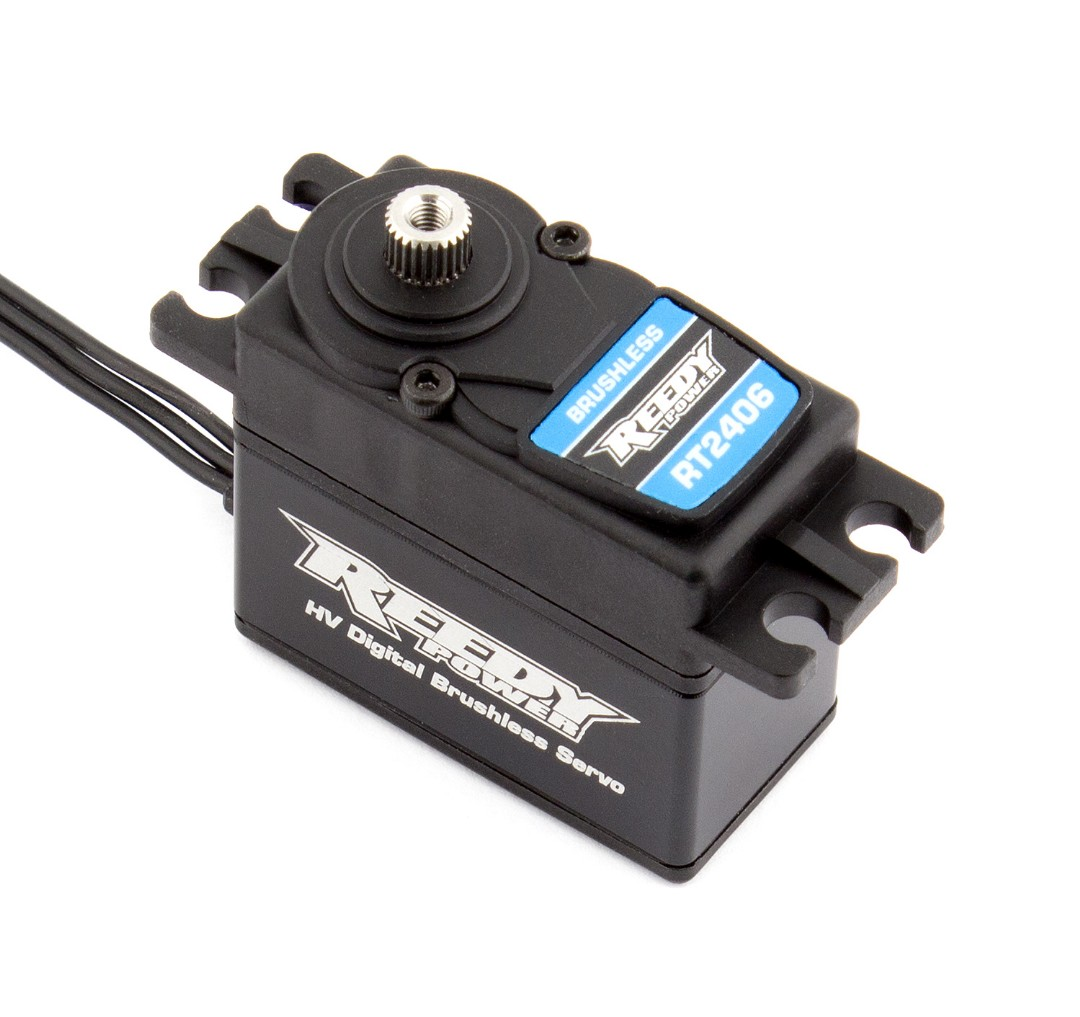 Reedy RT2406 Digital HV Brushless Servo, 23.3kg