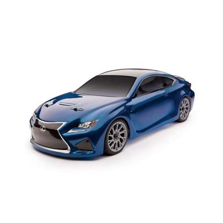 Team Associated APEX Lexus RC F Brushless Ready-To-Run LiPo,LiFe
