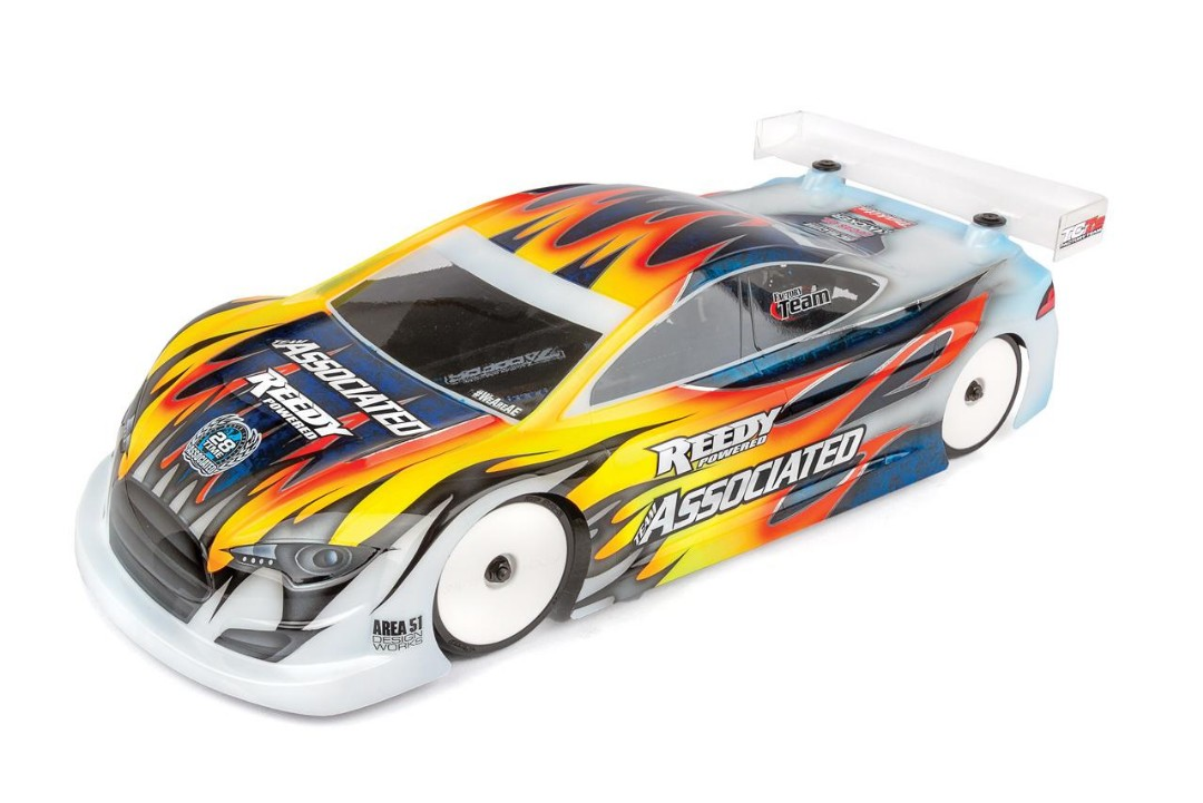 Team Associated RC10 TC7.2 FT On-Road Touring Car Kit