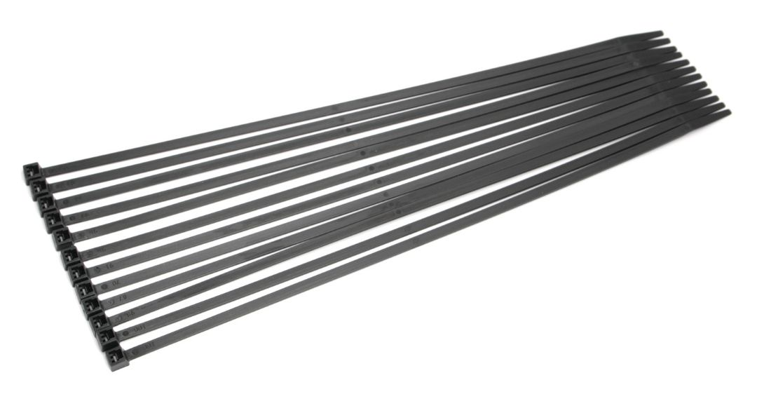 Team Associated Nylon Wire Ties, 12 in