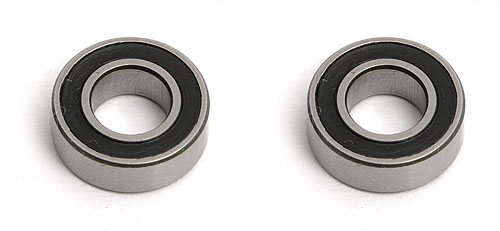 "Team Associated 3/16 x 3/8"" Rubber Sealed Bearings (2)"