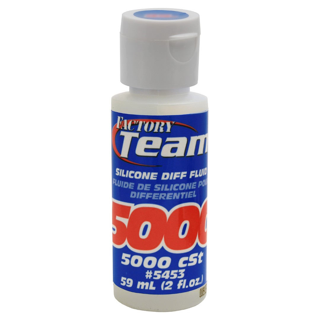 Team Associated Silicone Differential Fluid (2oz) (5,000cst)