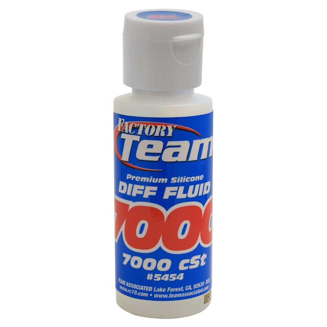 Team Associated Silicone Differential Fluid (2oz) (7,000cst)