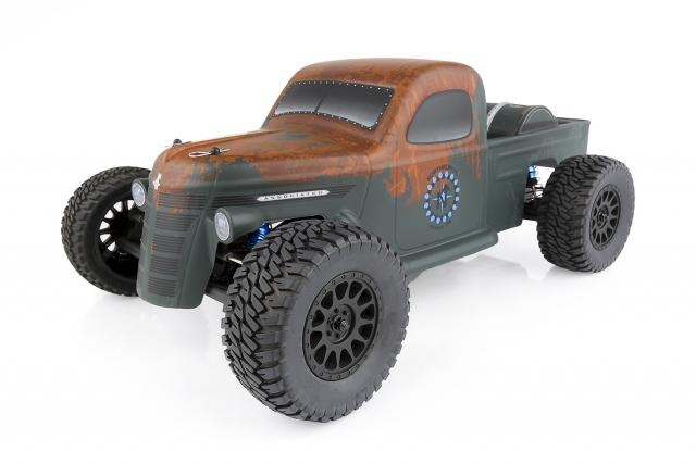 Team Associated 1/10 Trophy Rat 2WD Brushless Ready-to-Run