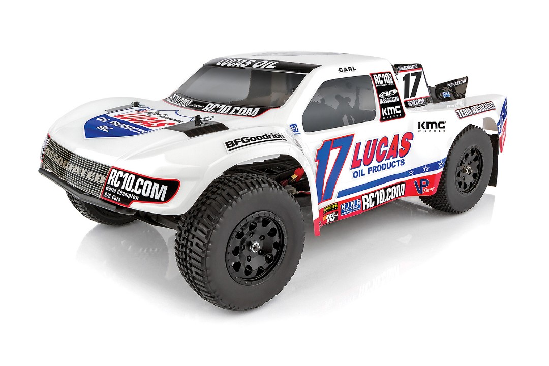 Team Associated SC10.3 Lucas Oil Brushless Ready-to-Run Combo