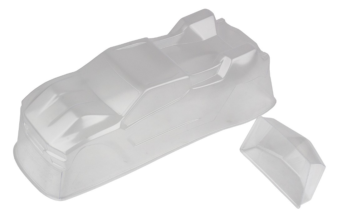 Team Associated T6.1 Body and Spoiler, clear