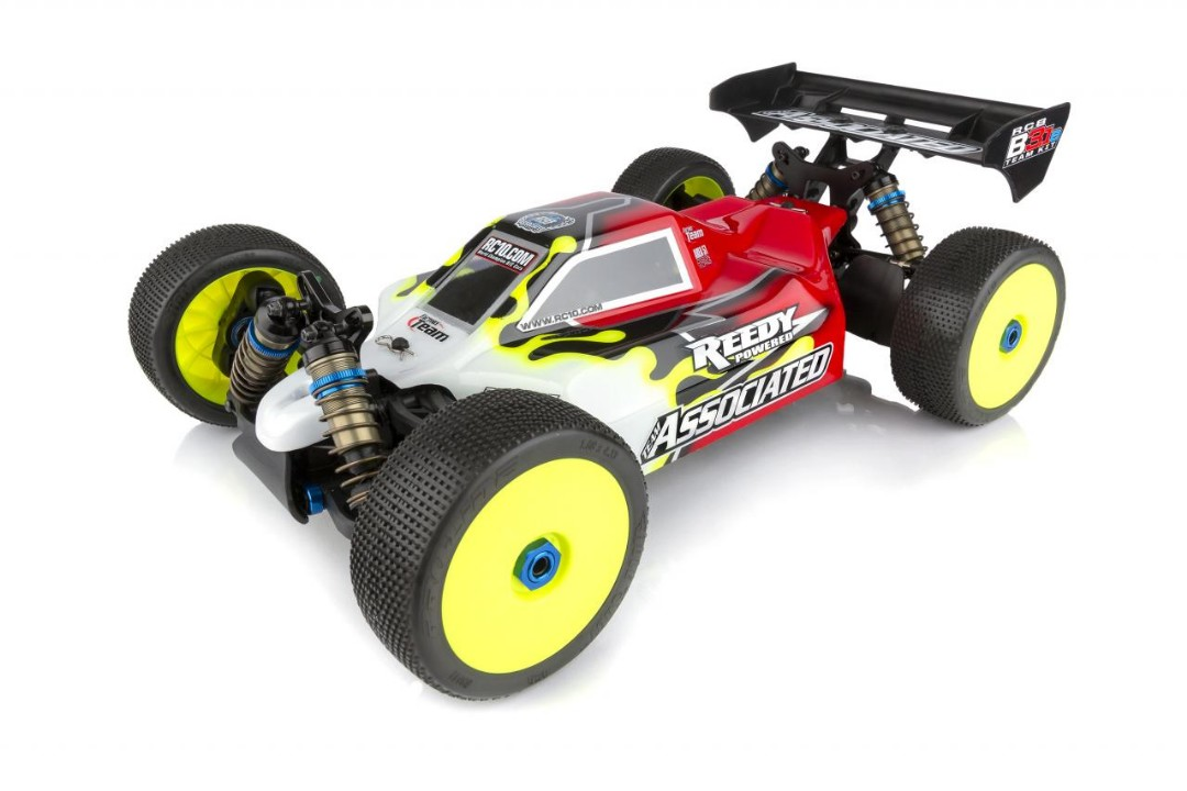 Team Associated RC8 B3.1e Team 4WD 1/8 Electric Buggy Kit