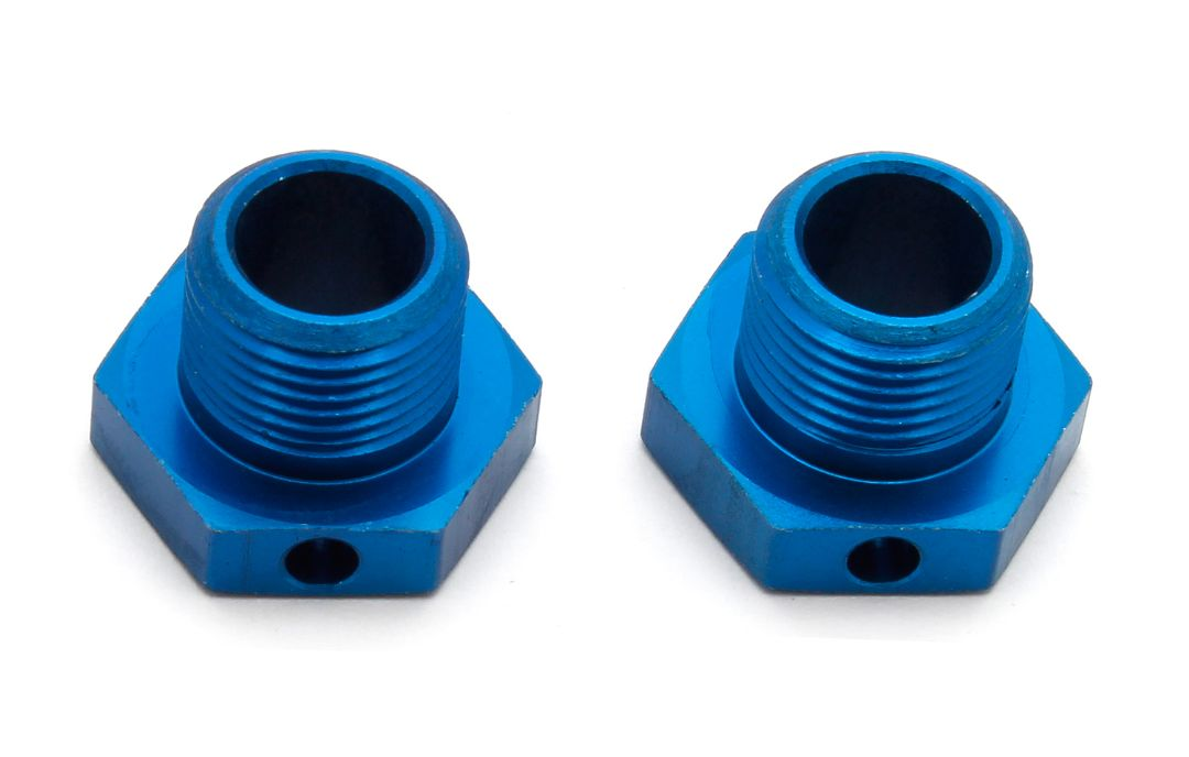 Team Associated Hex Drives, 17mm, blue
