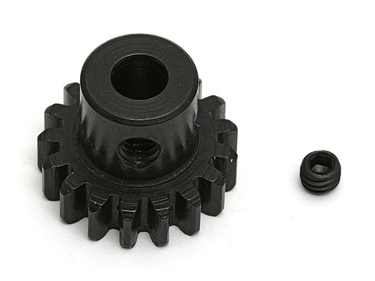 Team Associated Mod1 Pinion Gear w/5mm Bore (17)