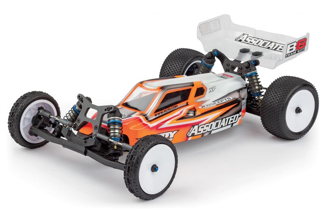 Team Associated RC10 1:10 B6 Team Kit