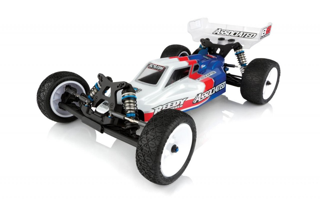 Team Associated RC10 1:10 B6 Club Racer Kit