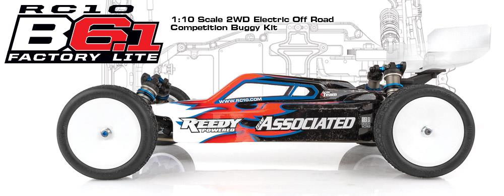 Team Associated RC10 B6.1 Factory Lite Kit