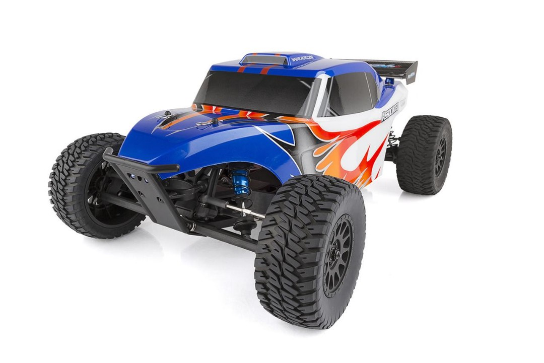 Team Associated Reflex DB10 RTR Brushless LiPo Combo