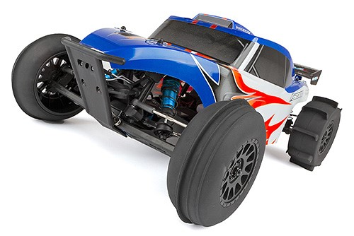 Team Associated Limited Edition Reflex DB10 RTR with Paddle Tire