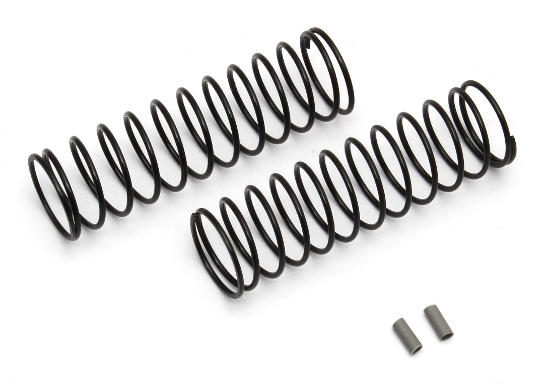 Team Associated 12mm Rear Shock Spring (Gray/2.20lbs)