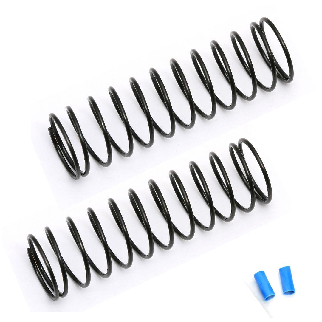 Team Associated 12mm Rear Springs, blue, 2.30 lb