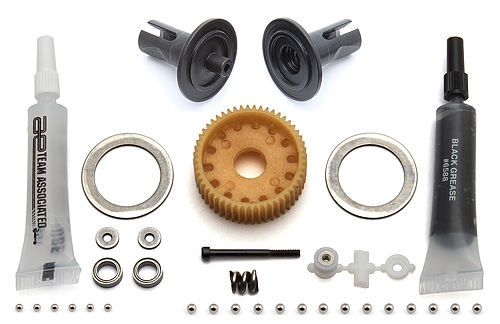 Team Associated Complete Ball Differential Kit