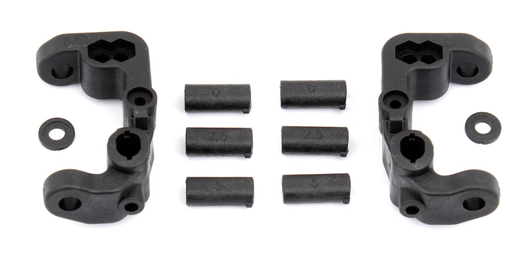 Team Associated B6 Caster Blocks