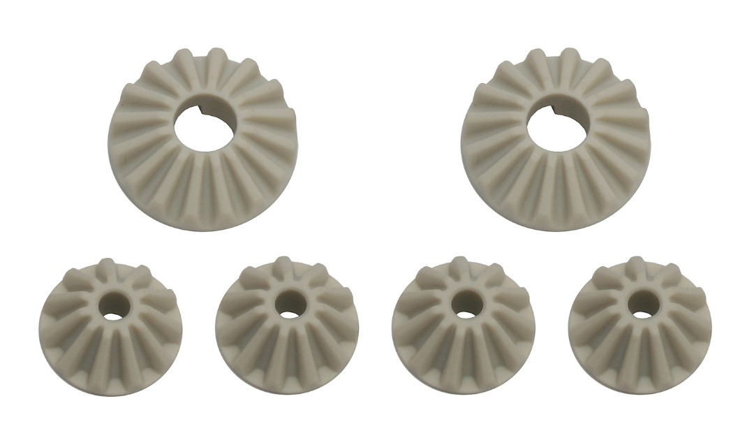 Team Associated Gear Diff Plastic Gears