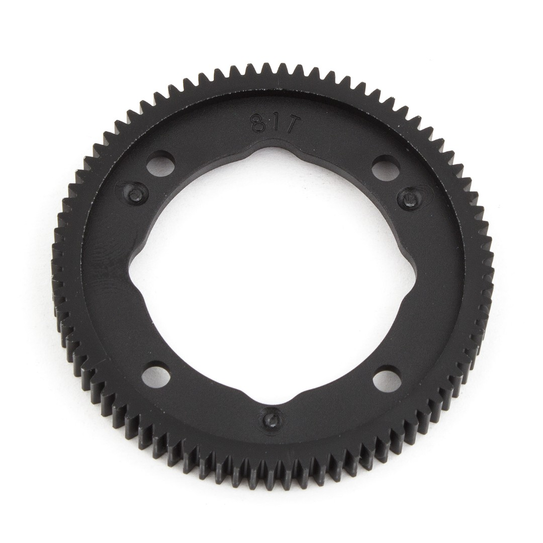 Team Associated B64 Spur Gear, 81T