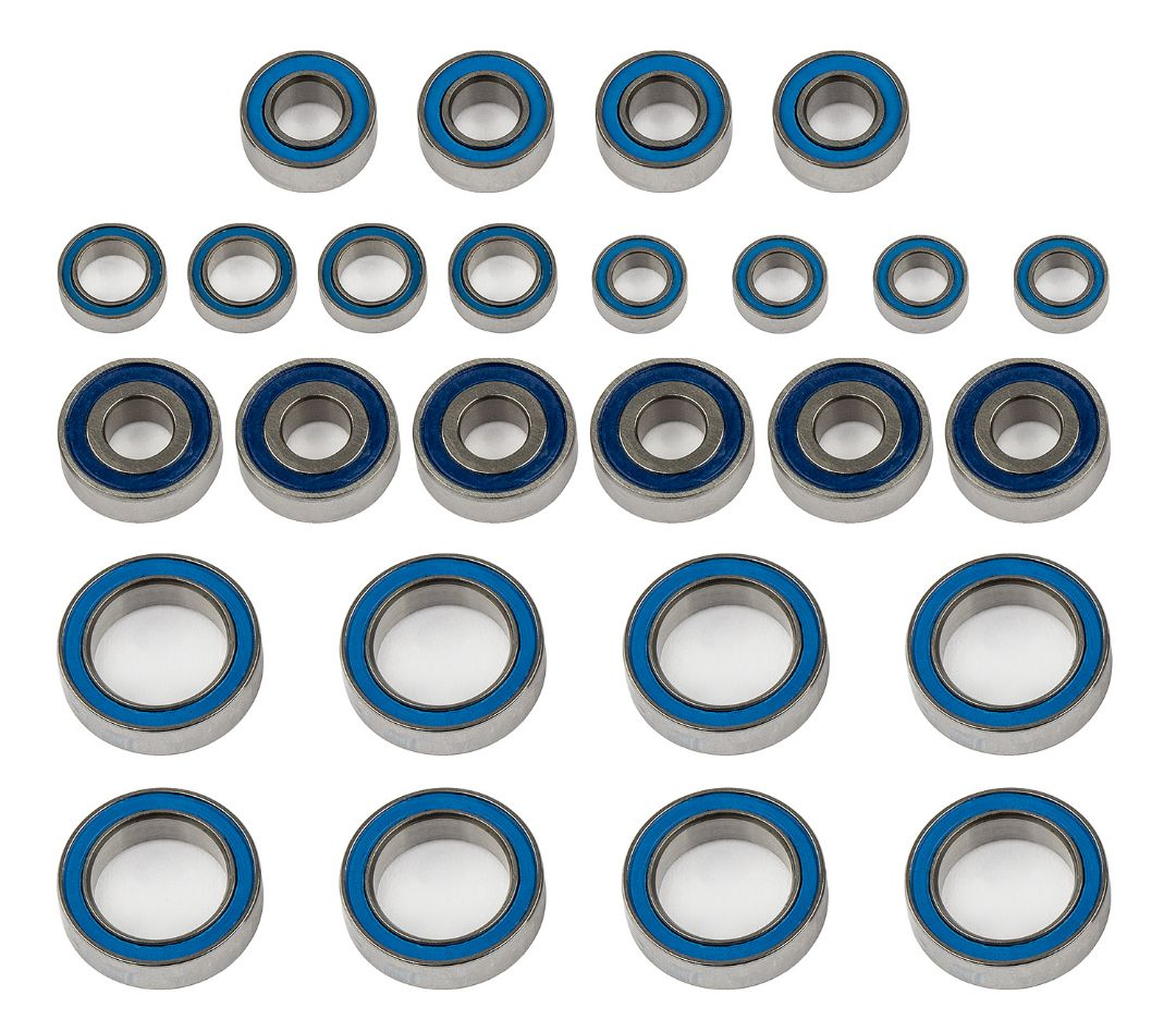 Team Associated RC10B74 Bearing Set