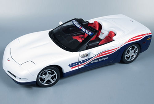 2004 Chevrolet Corvette Indy Pace Car