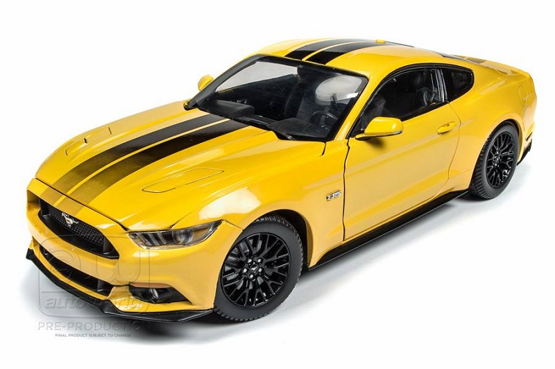 Diecast AutoWorld 1/18 2016 Ford Mustang GT