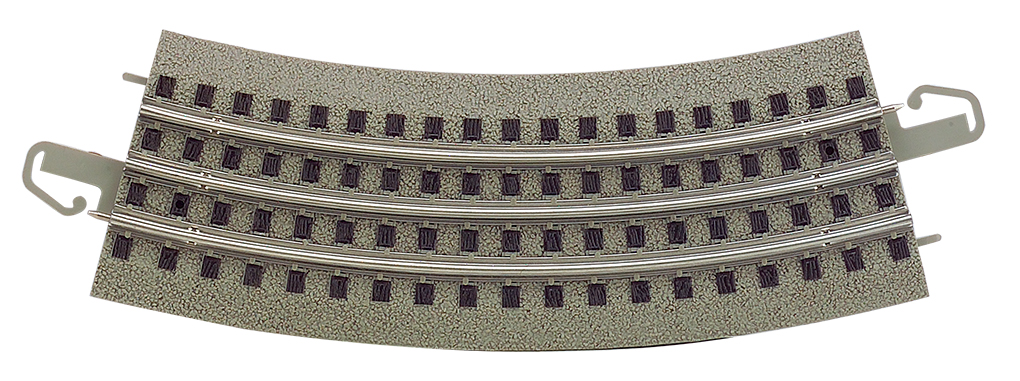 Bachmann Williams 36 inch Diameter Curved Track - bulk (O Scale)