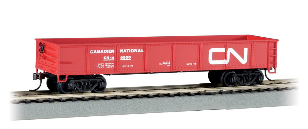 Bachmann Canadian National - 40' Gondola