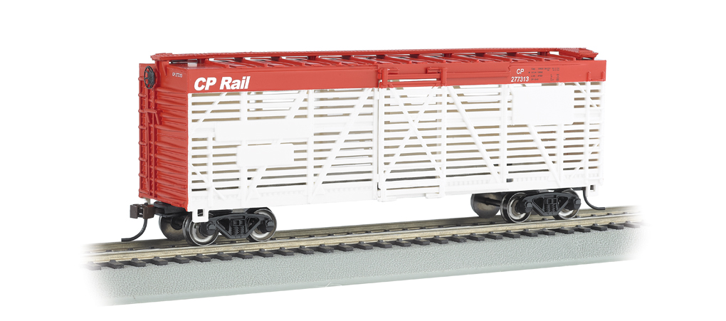 Bachmann Canadian Pacific Rail - 40' Stock Car