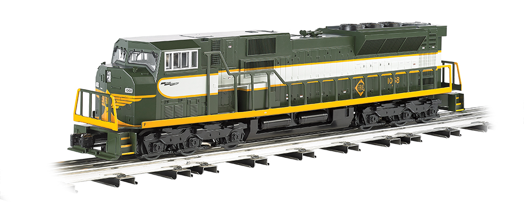 Bachmann Williams Norfolk Southern Heritage - Erie - SD90 (O Sca
