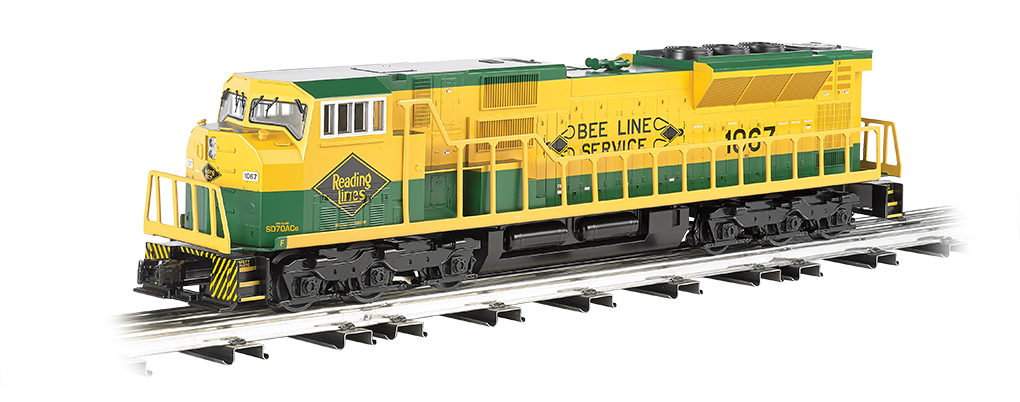 Bachmann Williams Norfolk Southern Heritage - Reading - SD90 (O