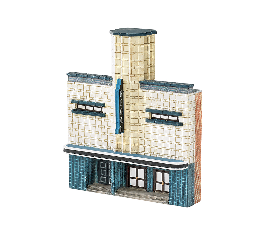 N Scale - Buildings - Resin : Hi-Performance