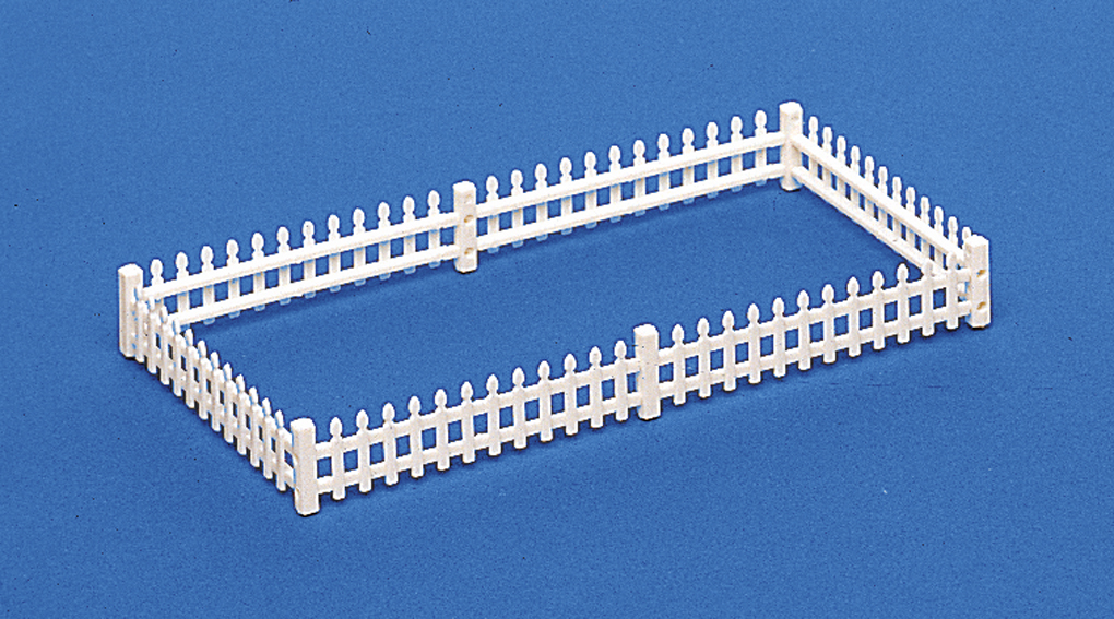 Bachmann Picket Fence (HO Scale) (24)