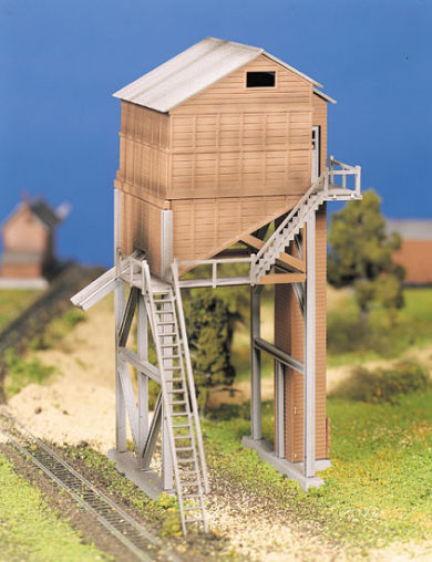 Coaling Station Building (O Scale)